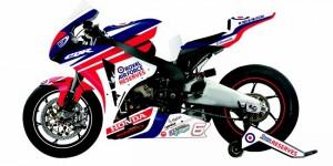 RAF Reserves Honda CBR 1000 Superstock 2013
