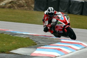 William Dunlop in azione
