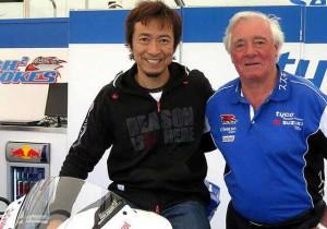 Yoshinari Matsushita e mr. Hector Neill