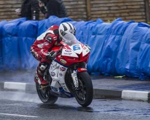 Michael Dunlop in azione