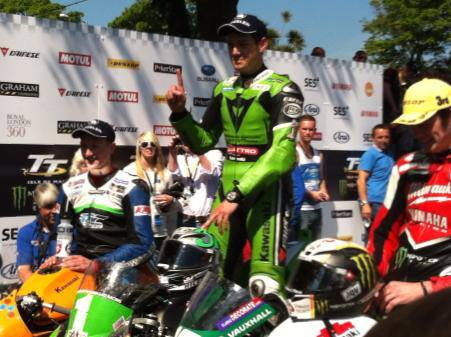 Prima vittoria al TT per James Hillier