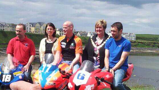 Armoy Road Race launch