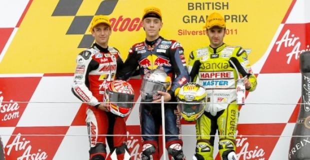 podio_silverstone_2011