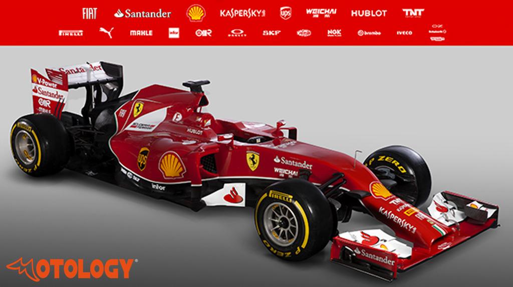Ferrari F1 2014