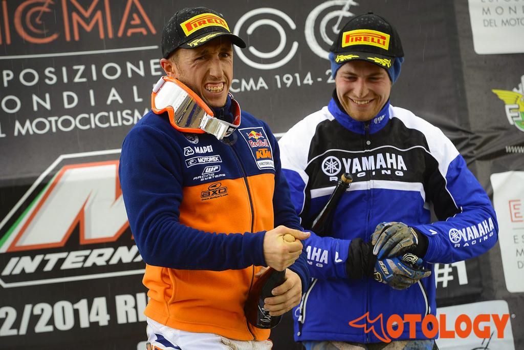 Cairoli-vince prima tappa Internazionali d'Italia 2014