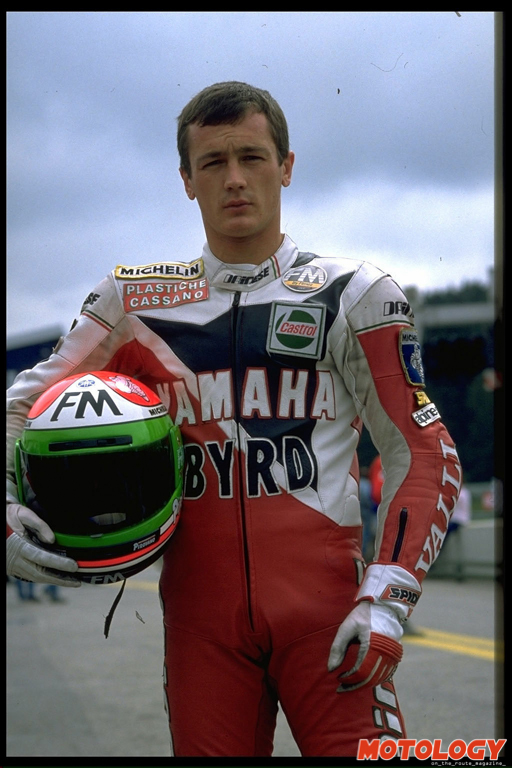 Fabrizio Pirovano - MOTOLOGY Yamaha Superbike 2017