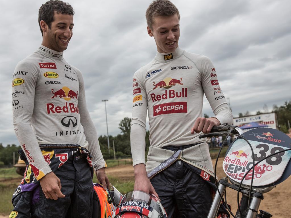 Ricciardo_Kvyat_2014