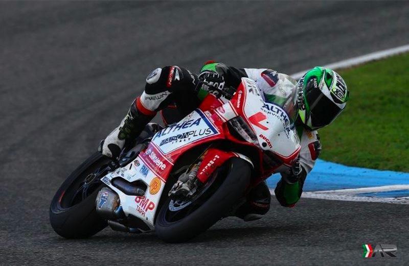 Luca Salvadori Jerez Test
