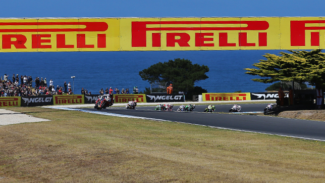 WSBK__Ph. Island GP Circuit