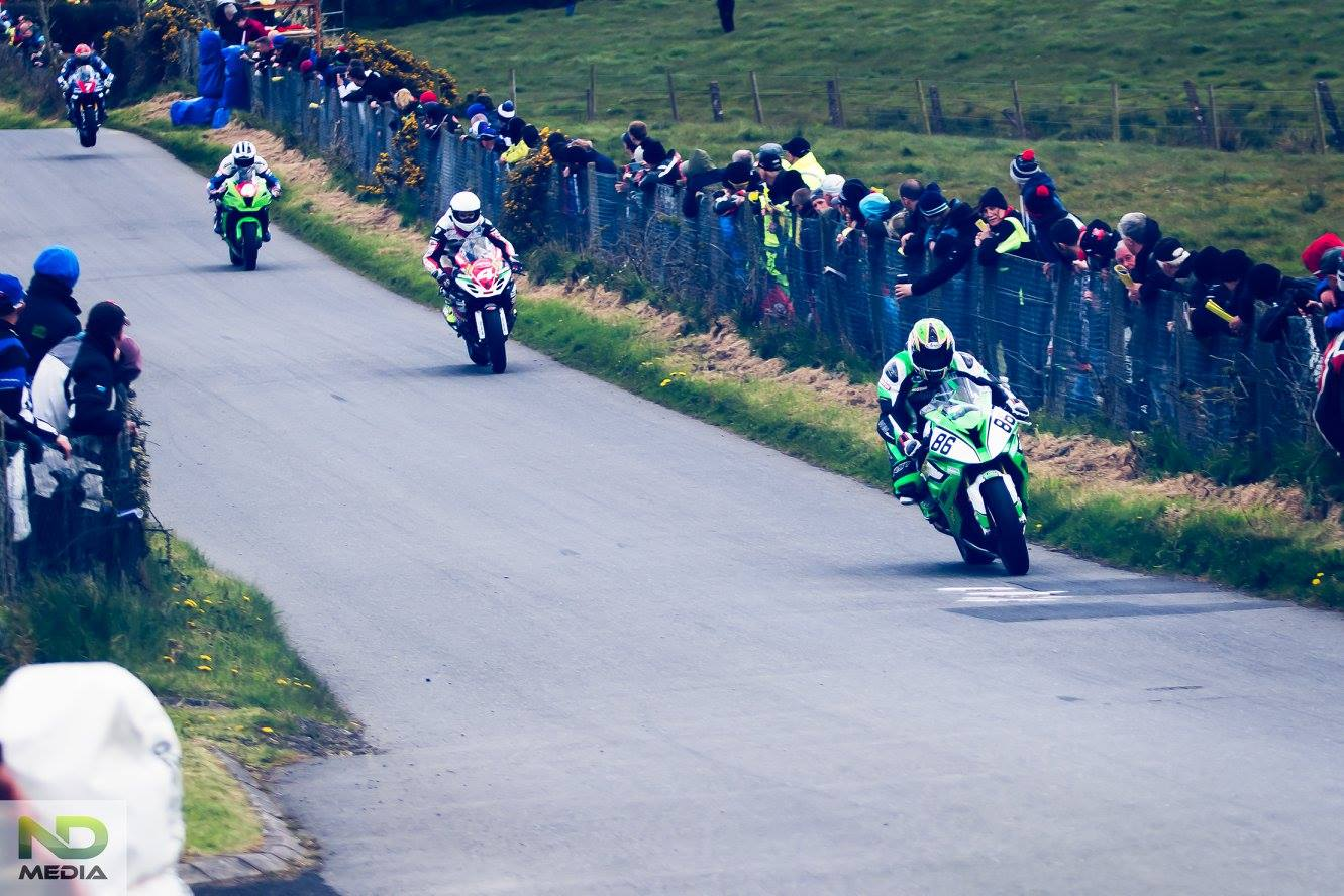 Cookstown100-Race