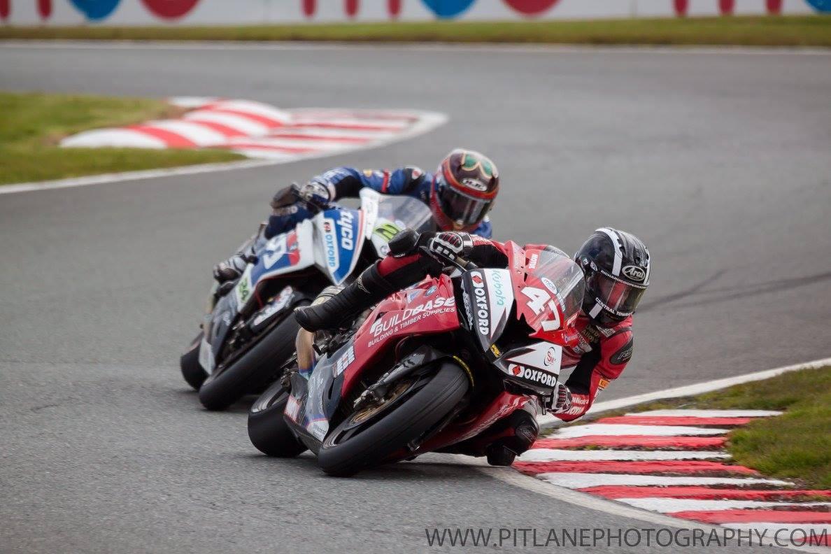 Richard cooper- Christian Iddon-Gara 2-Oulton Park
