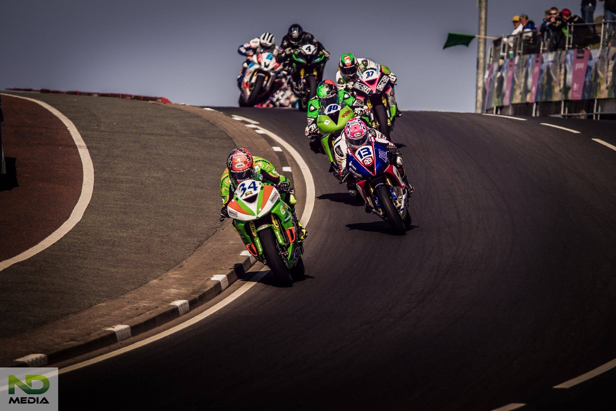 Seeley Supersport Race