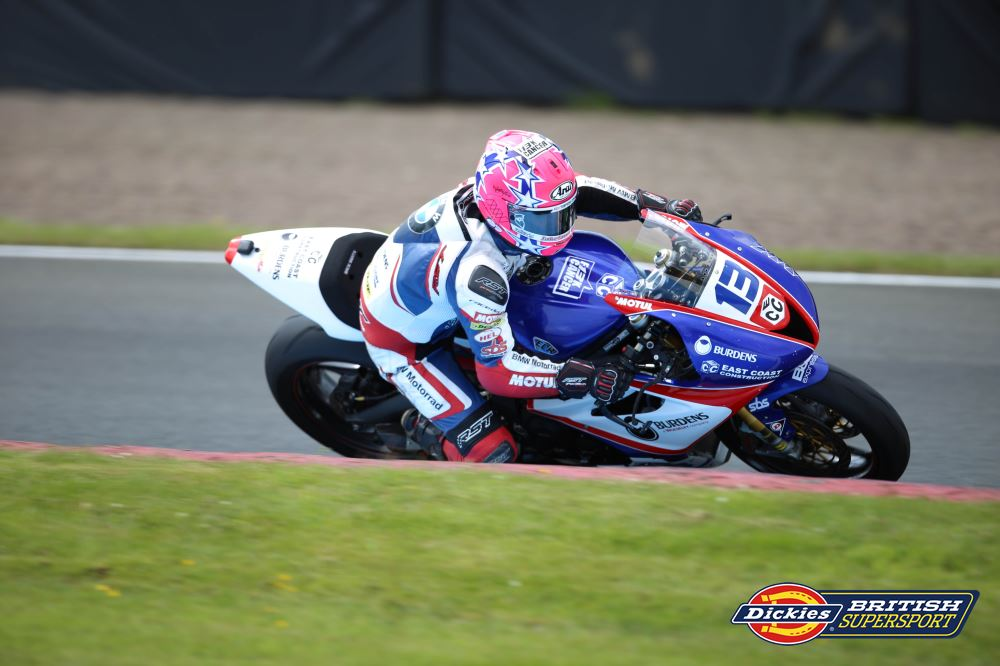 Lee Johnston-Knockhill round