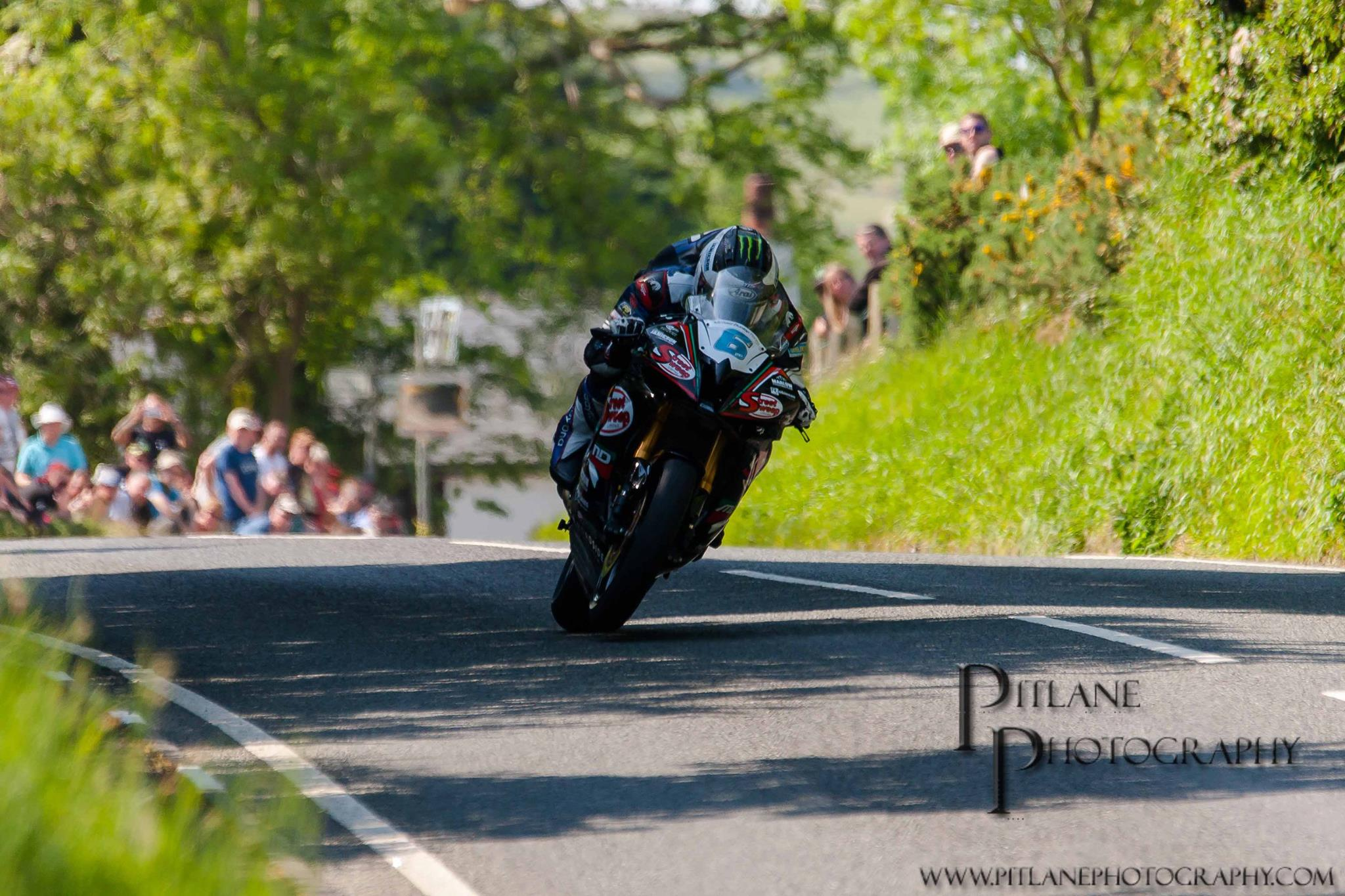 Michael Dunlop Monster Energy Supersport Race 1