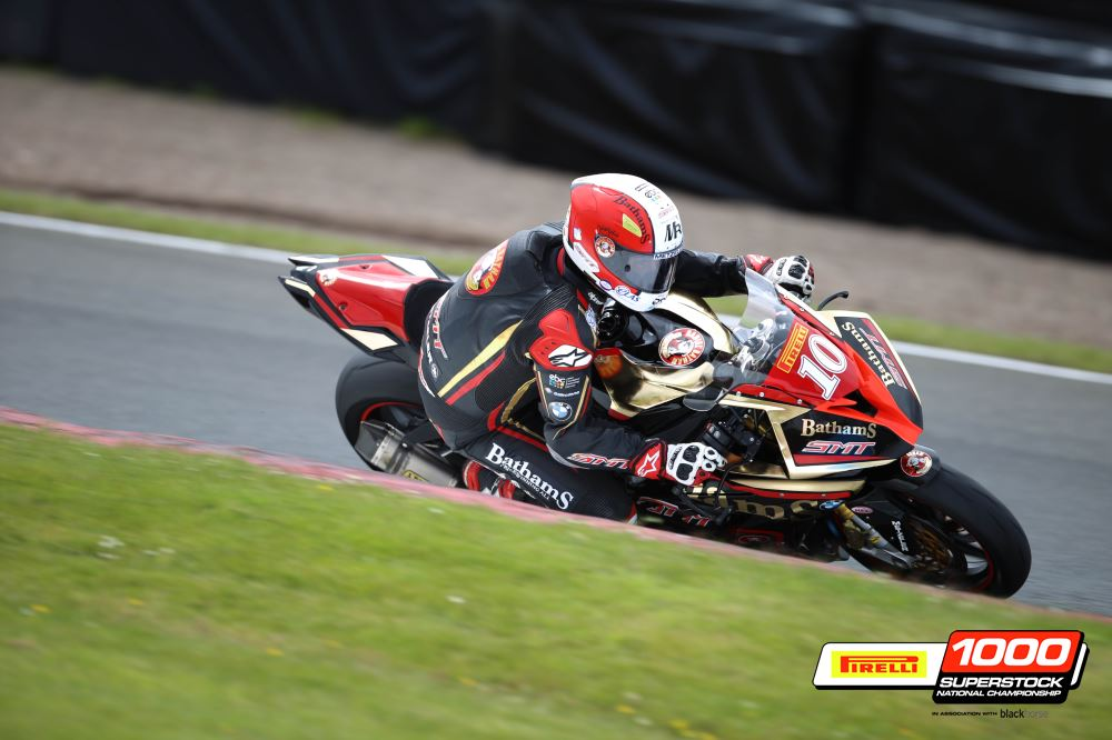Michael Rutter-Knockhill round