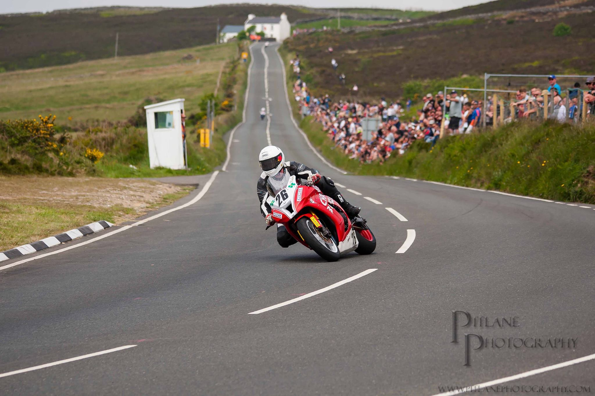 Ryan Kneen - Tourist Trophy - interview