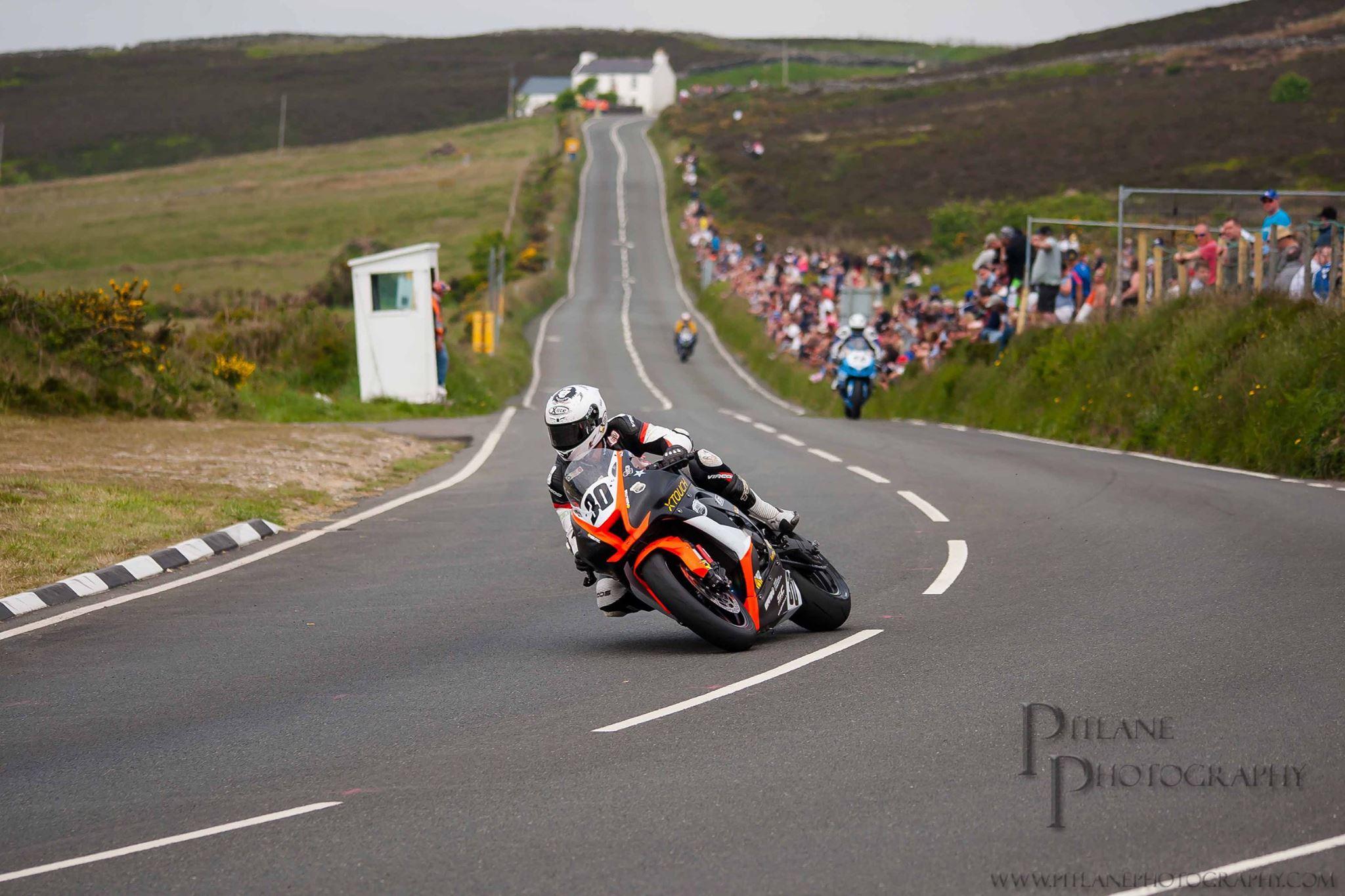 Stefano Bonetti RST Superbike Race