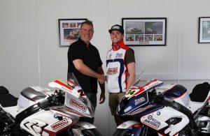 Jake Dixon-Lee Hardy Racing