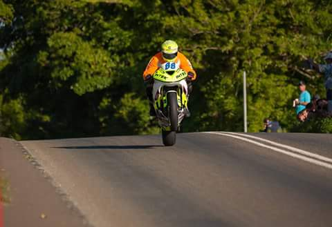 Josh Daley TT2016 - interview