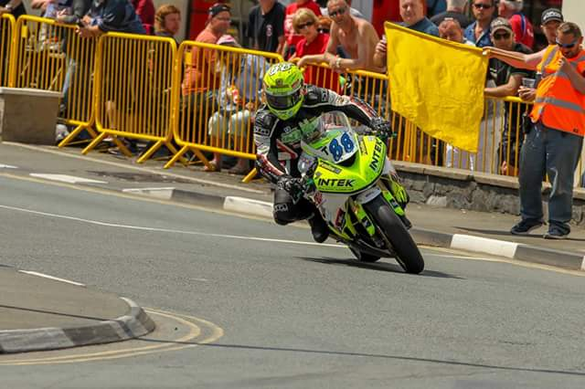 Josh Daley- Tourist Trophy2016 - intervista