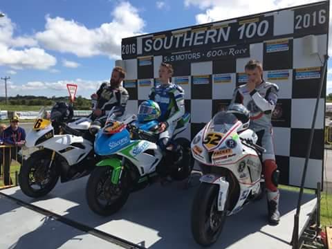 S&S Motor 600cc Race podium