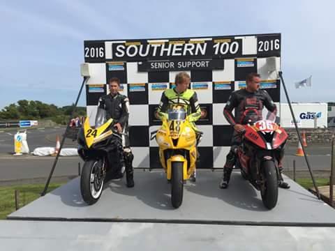 Senior support Race