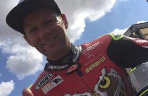 Shane Byrne-pole-Thruxton