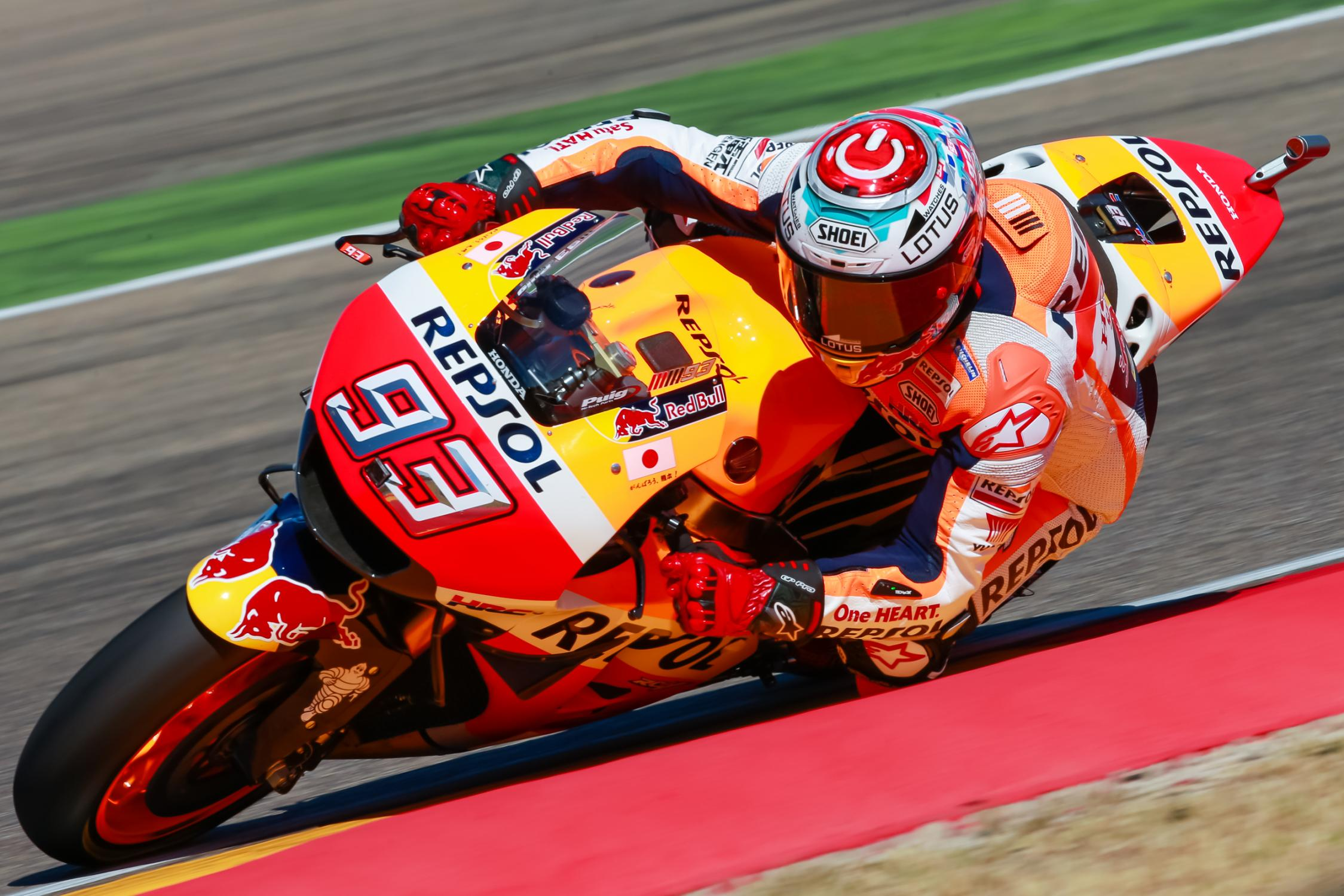 Motogp 2016 Aragon: le dichiarazioni di Valentino Rossi e Marc Marquez